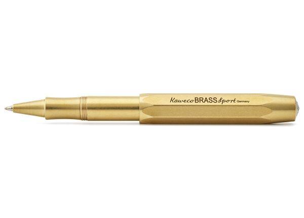 Kaweco Brass Sport Gel Roller Messing