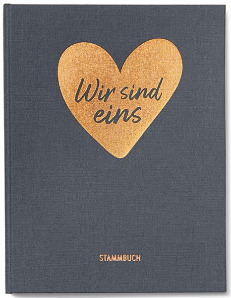 Stammbuch A5 Emilia