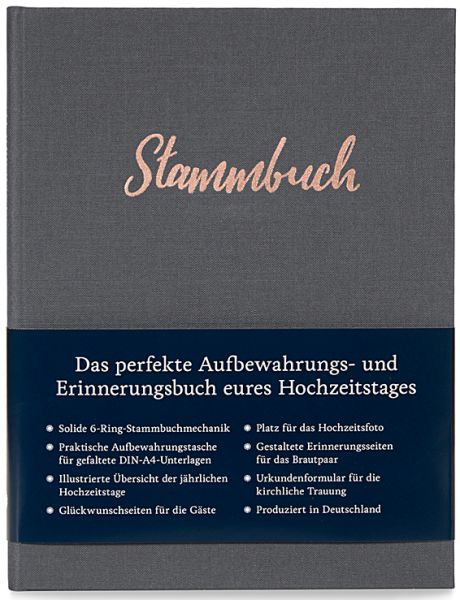 Stammbuch A5 Amelie