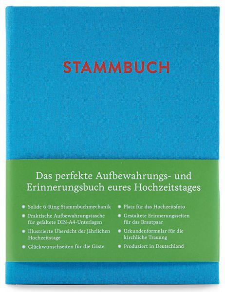 Stammbuch A5 Paul