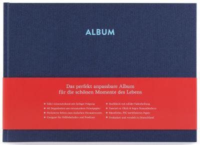 Album Pia Nachtblau
