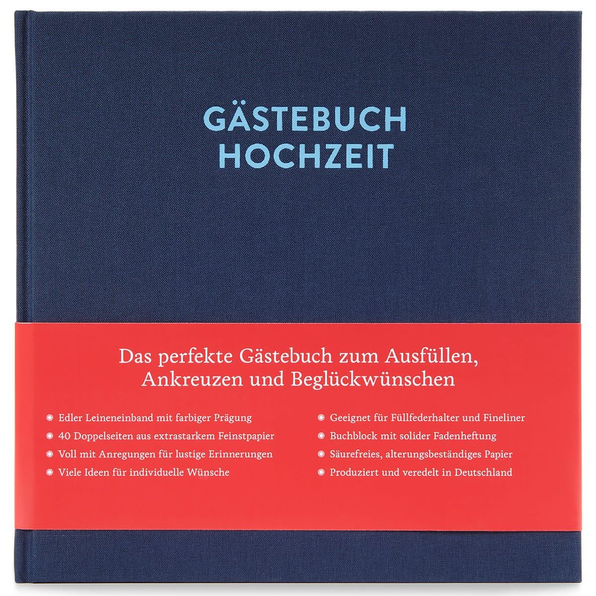 Lustig gästebuch hochzeit Eintrag Gästebuch