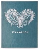 Vintage-Stammbuch A5 Greta Kobalttürkis